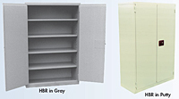 Fire Resistant Double Walled Security Cabinets