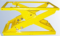 Hydraulic & Pneumatic Lift Frames