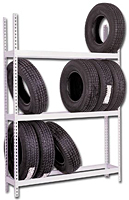 Rivet Tire Rack Units