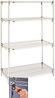 Super Adjustable Shelving