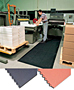 Cushion-Ease® Solid Rubber Mats