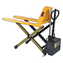 Electric High Lift Pallet Trucks