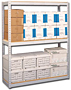 Rivet Rack Bulk Storage Units