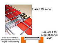 Pallet Rack Wire Decks - 2500 lb. Cap.