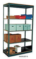 Power Space-Saving Shelving Units