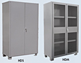 Extra Heavy Duty 14 Gauge Storage Cabinets