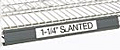 Label Holders - Santed